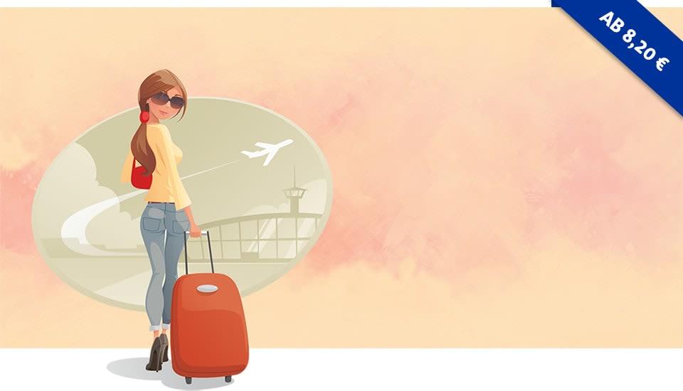 Auslandskrankenversicherung TravelSecure® Young