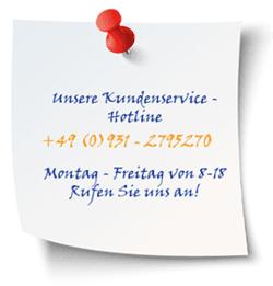 Au-Pair Versicherung Kundenservice-Hotline 0931-2795270