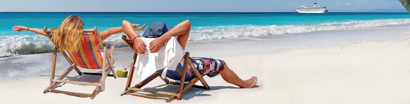 TravelSecure® Auslandskrankenversicherungen für Urlaubreisen langfristig