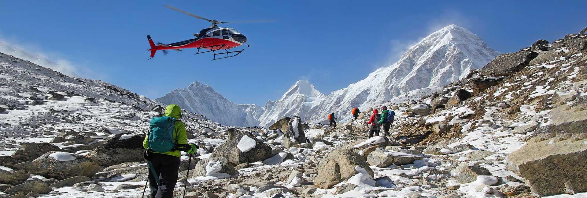 Bergungskosten Wander- und Bergsportversicherung