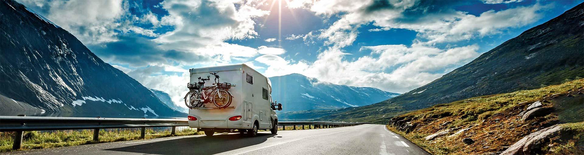 Camper Sorglos Paket Reiserücktrittsversicherung Reiseabbruchversicherung Umbuchungsschutz Inhaltsversicherung Selbstbehaltsversicherung Reiseversicherung für Mieter von Wohnwagen oder Wohnmobil