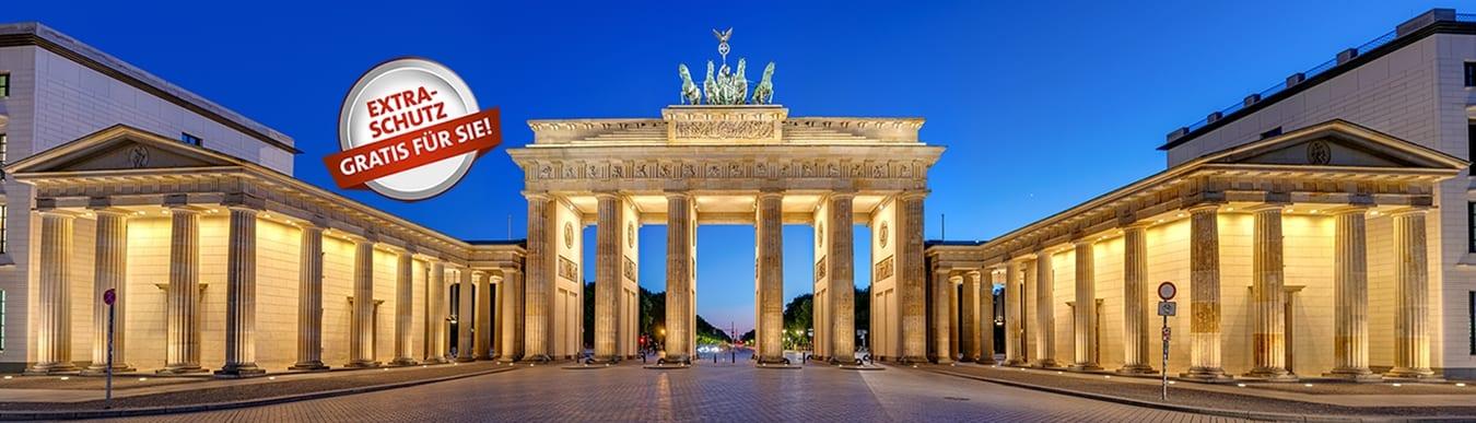 Deutschlandpaket Reisekarte4you Jahresreiseversicherung