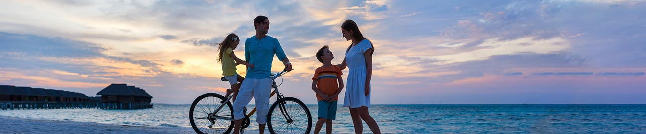 Fahrradversicherung von TravelSecure