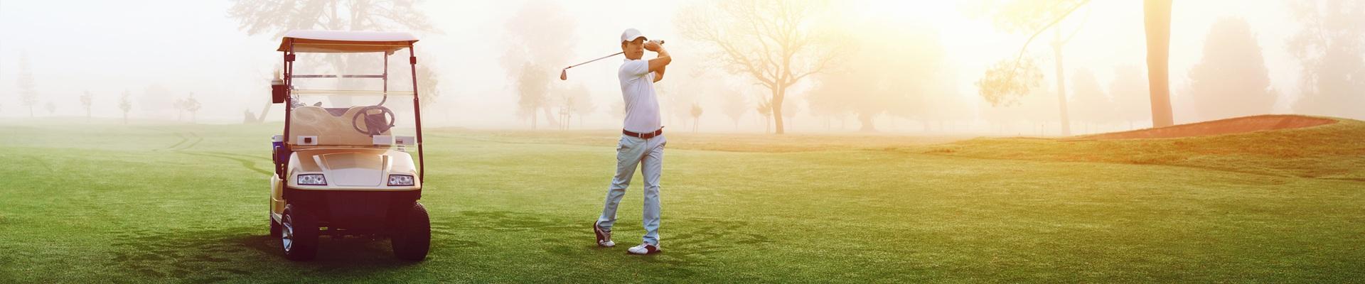 Golfversicherung von TravelSecure