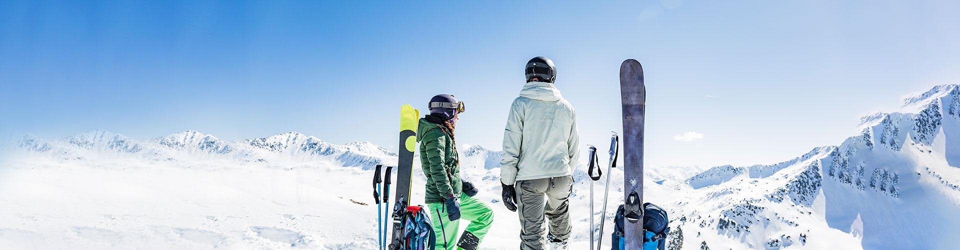Ski- und Snowboardversicherung Garmisch-Classic Zugspitze Spitzingsee Lenggries