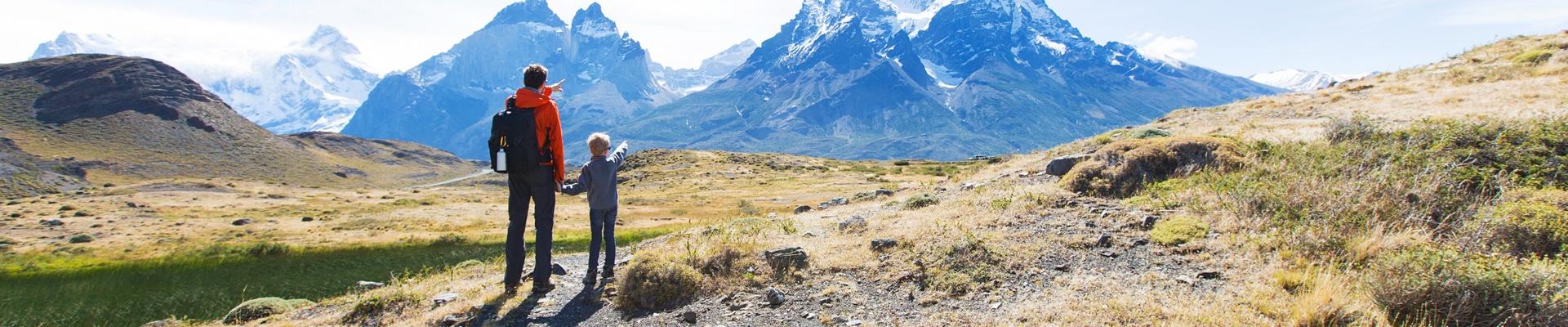 Wander- & Bergsportversicherung - Spezialversicherung von TravelSecure