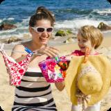 Wäsche trocknen Sonnencreme sonnenbrand sonne schutz Tipps reiserücktrittsversicherung