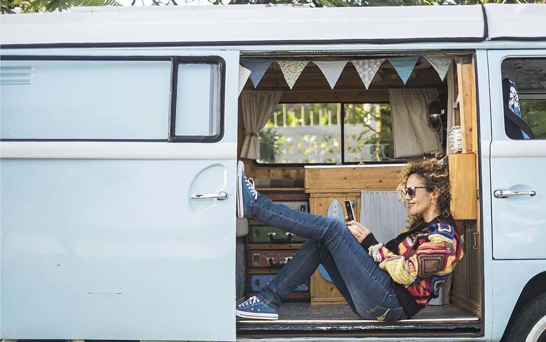 Camper Sorglos-Paket Reiserücktrittsversicherung Reiseabbruchversicherung Umbuchungsschutz Inhaltsversicherung Selbstbehaltsversicherung