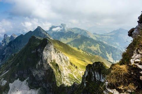 In den Alpen passieren die meisten Bergsportunfälle