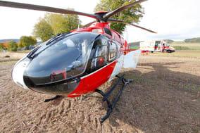 Helikopterbergung