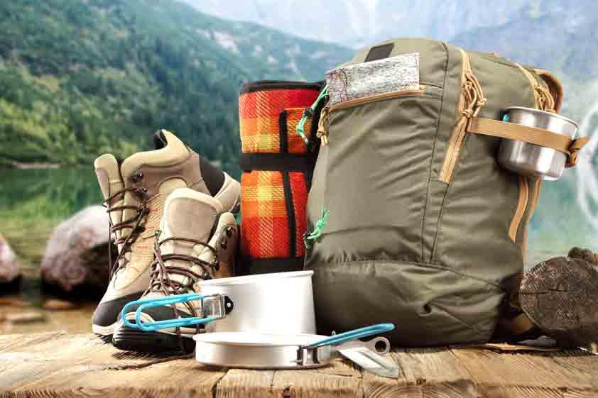 Ihre Wanderungen können Sie versichern und teuren Kosten für verloren gegangene Wanderschuhe, Wanderrucksack, sowie für Bergung, Suche und Rettung vorbeugen