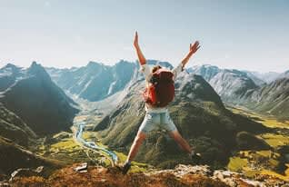 Wandern gut für Körper Seele Psyche Herz Lunge Immunsystem Wanderversicherung Bergungsversicherung