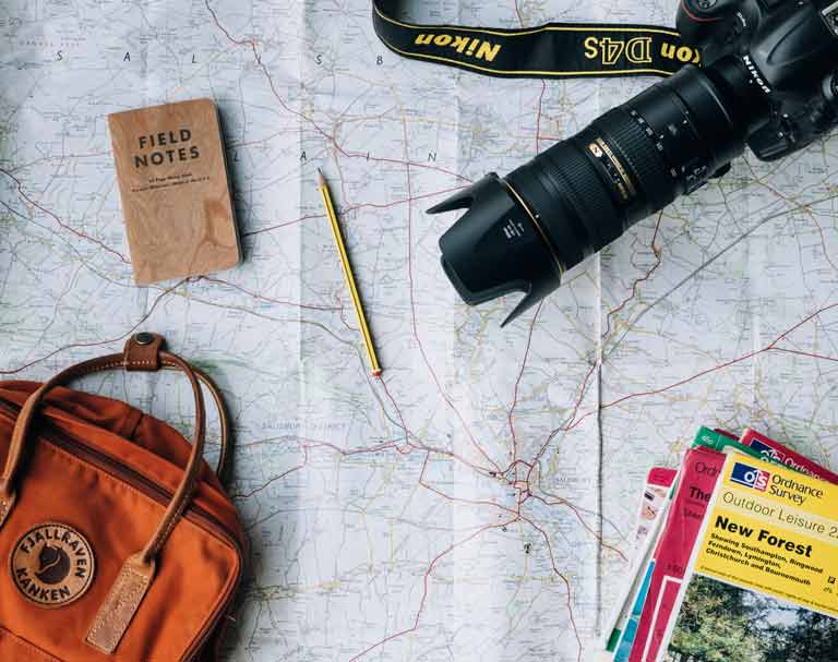 Wandern im Herbst Vorbereitung Wanderversicherung Notfaelle