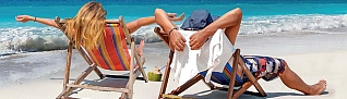 Auslandsreisekrankenversicherung für Urlaubsreisen bis 365 Tage