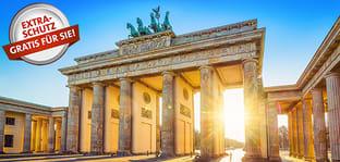 Deutschlandpaket Reiseversicherung