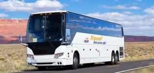Busreisen Reiseversicherung Auslandskrankenversicherung