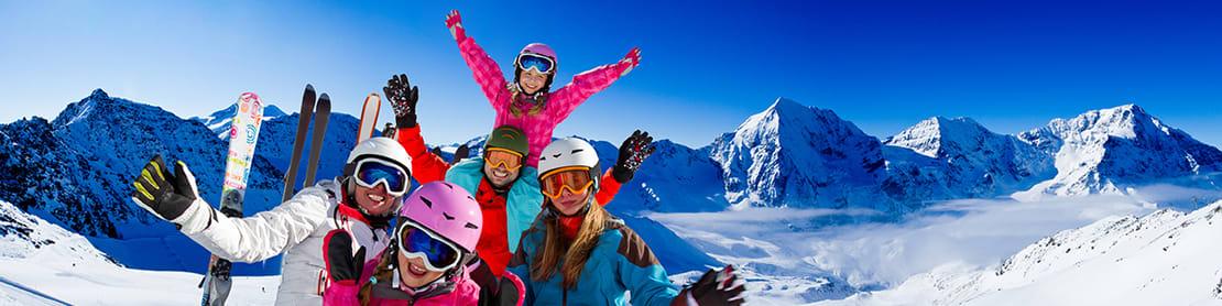 Ski- und Snowboardversicherung Garmisch-Classic Zugspitze Spitzingsee, Grosser Arber Seibelseckle Brauneck / Lenggries